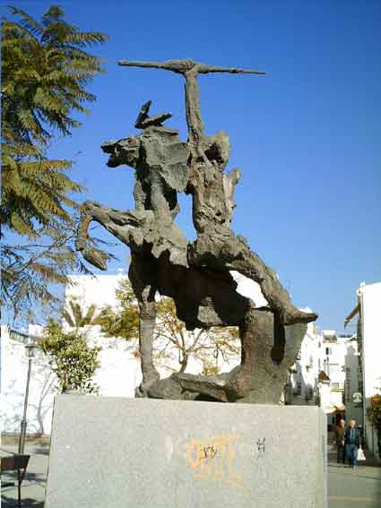 Sculpture 2, Nerja
