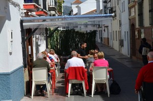 Little Italy, Nerja