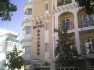 Cafe Hotel Bajamar