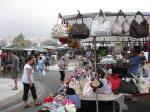 Nerja Tuesday Market