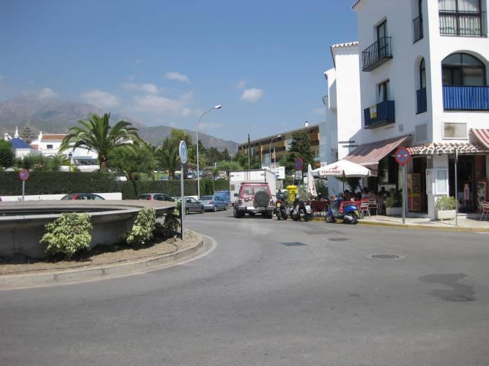 Calle Almunecar, nerja