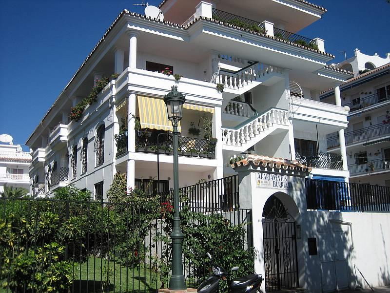 Burriana Apartments | Nerja Today