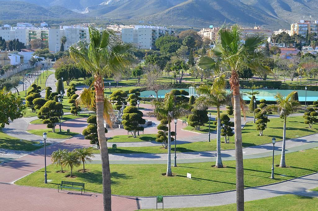 Parque La Bateria Torremolinos Nerja Today