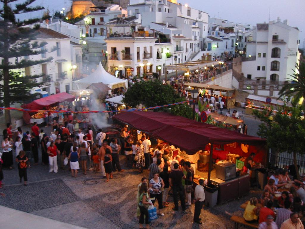 Festival Tres Culturas Frigiliana