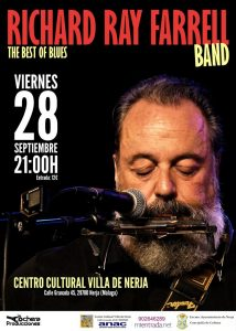Blues concert Nerja