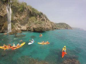 Sea Kayak Nerja-Maro