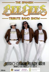 spanish bee gees in nerja