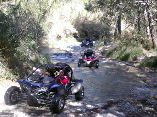 Buggy Tours, Nerja