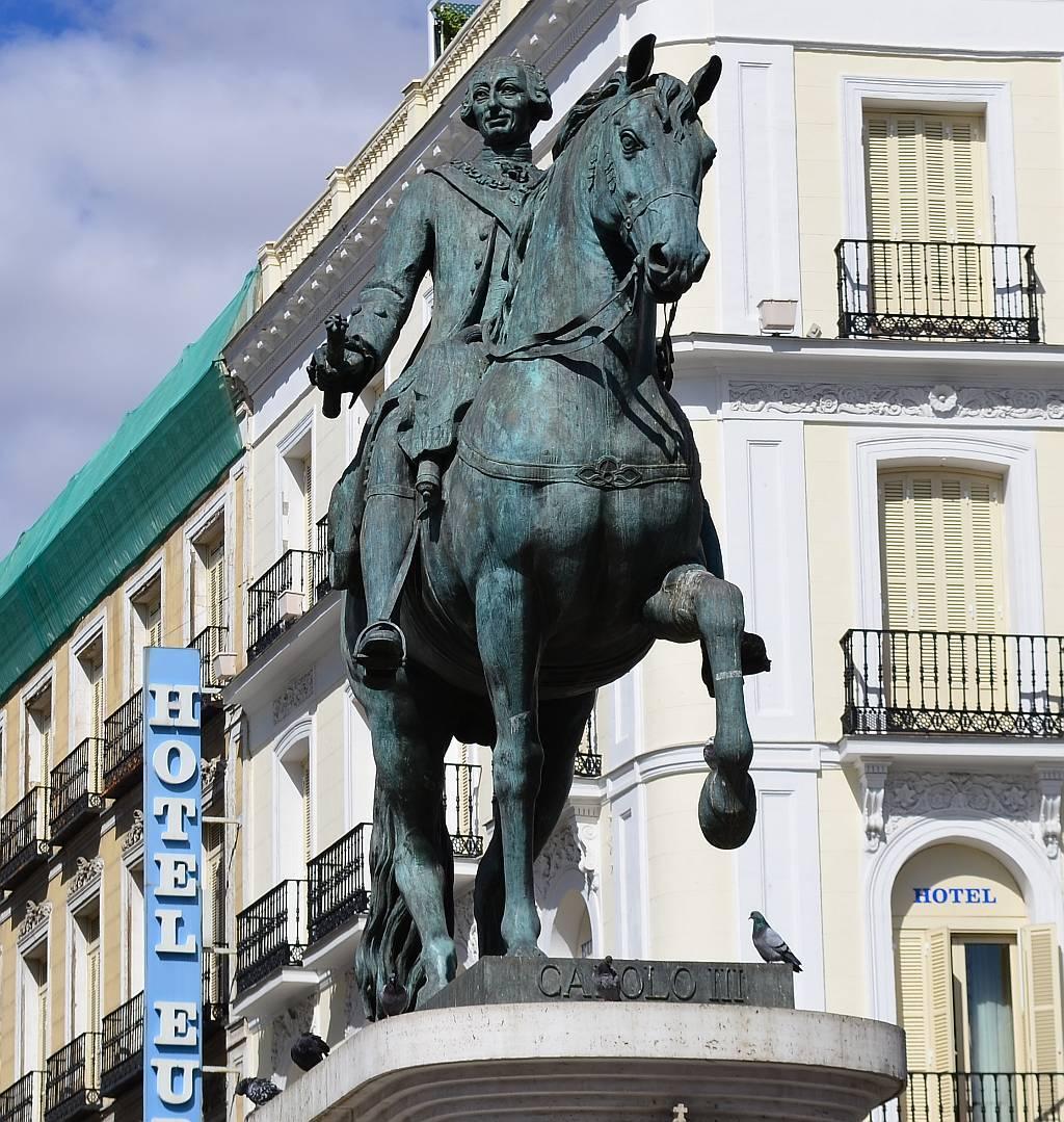 Puerta del Sol – Madrid  Nerja Today