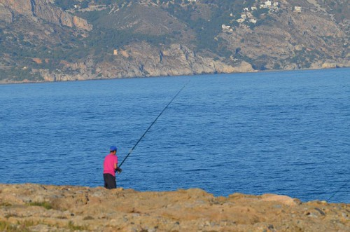 Fishing, Nerja