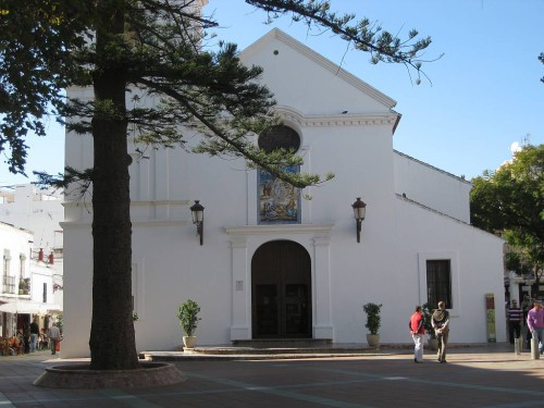 Iglesia El Salavador, Nerja