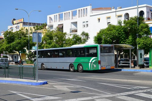 Nerja Bus Station