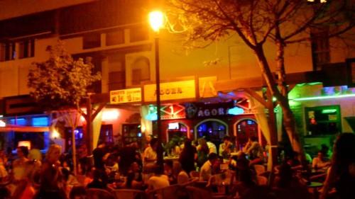 Plaza Tutti Frutti, Nerja