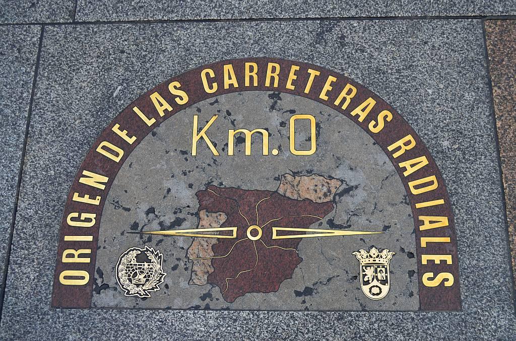 Puerta del sol madrid nerja today for Km o madrid puerta del sol