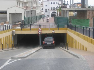 Municipal Car Park, Nerja