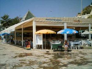 Merendero Playa