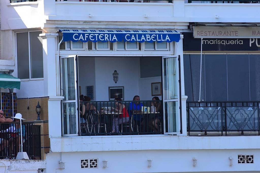 Calabella Nerja Today
