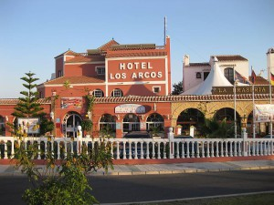 Braseria Iberica, Hotel Los Arcos, Nerja