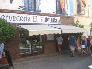 El Pulguilla, Nerja