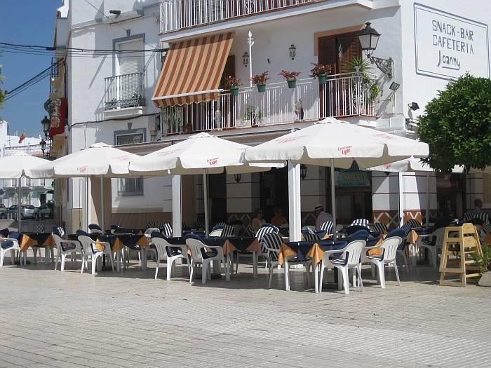 Bar Joanny, Nerja