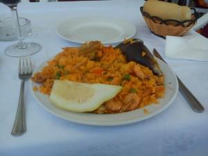 paella, Jose Cruz