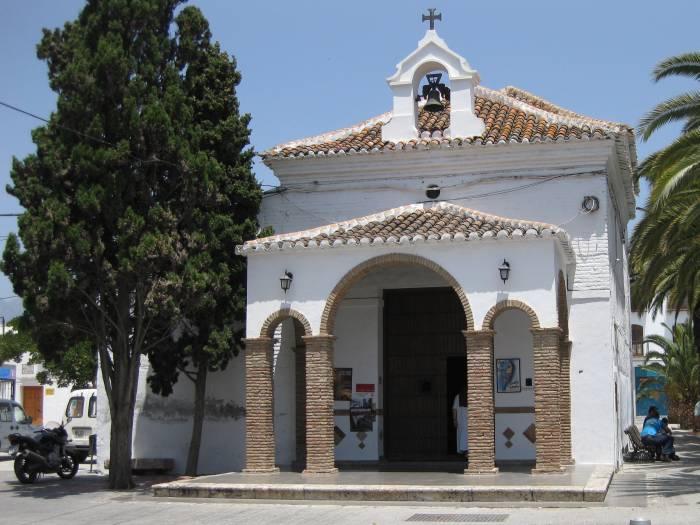 La Ermita de Ntra.Sra. de las Angustias, Nerja