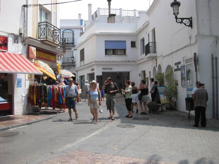 Calle Puerta del Mar, Nerja