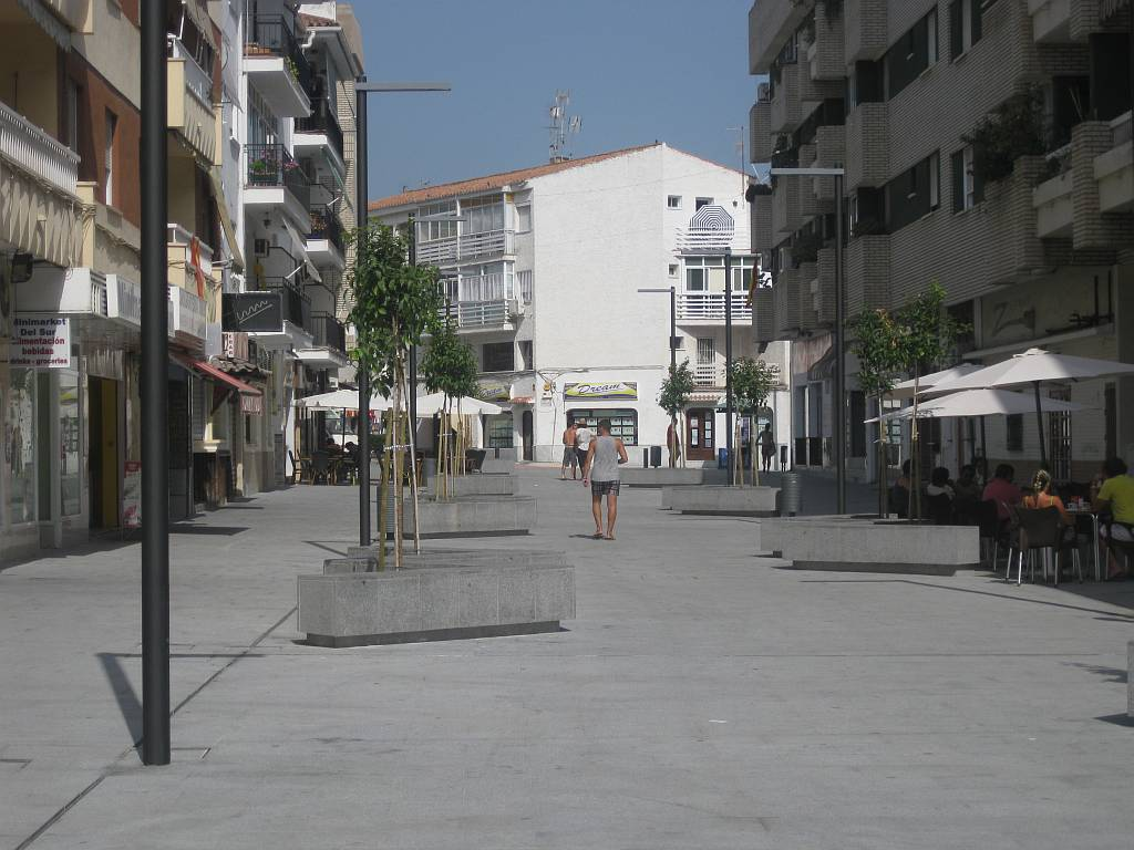 Calle Antonio Millón, Nerja