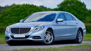 car hire mercedes
