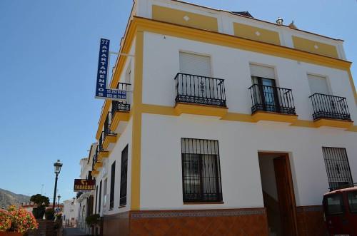 Apartamentos Alcantilados de Maro