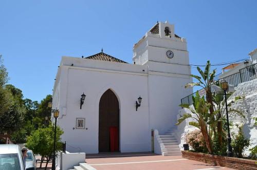 La Iglesia de Nuestra Señora de las Maravillas, Maro
