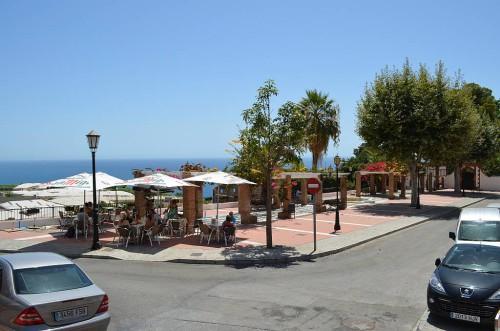 Plaza de las Maravillas, Maro, Nerja