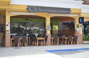 The Restaurant at Burriana, Nerja