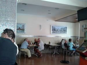 Cafe Paris, Nerja