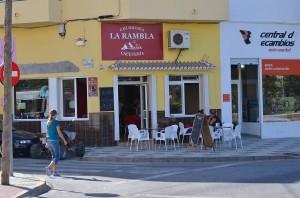 La Rambla, Nerja