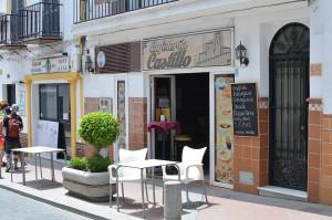 Cafeteria Castillo, Nerja