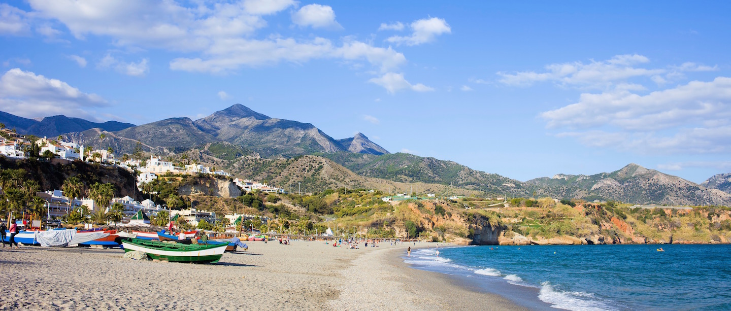 Nerja Beaches, a Guide | Nerja Today