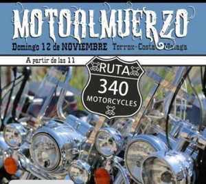 Route 340 motorcycle Torrox
