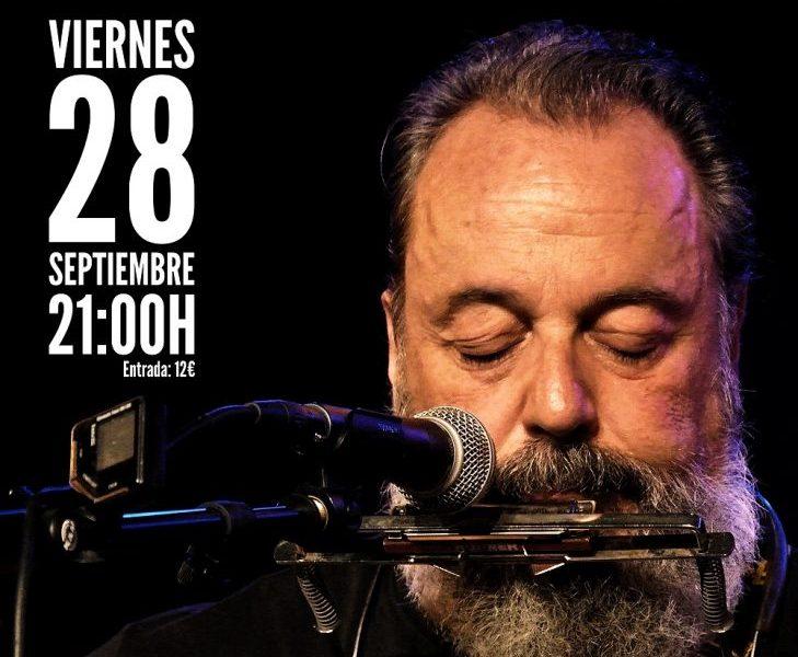Blues concert Nerja