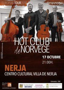 hot club Norge,Jazz,Nerja