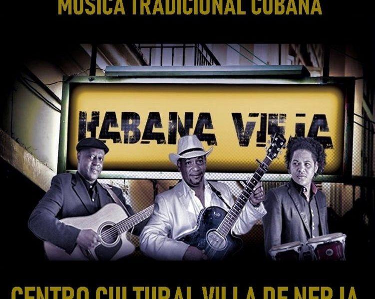 Cuban musiic in Nerja