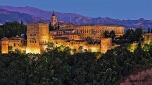 Alhambra-Granada