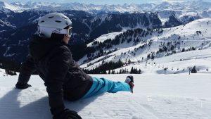 sierra nevada Granada ski slopes