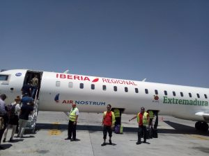 temporary deal for iberia