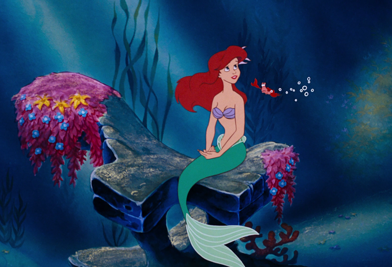Disney Airel Little Mermaid