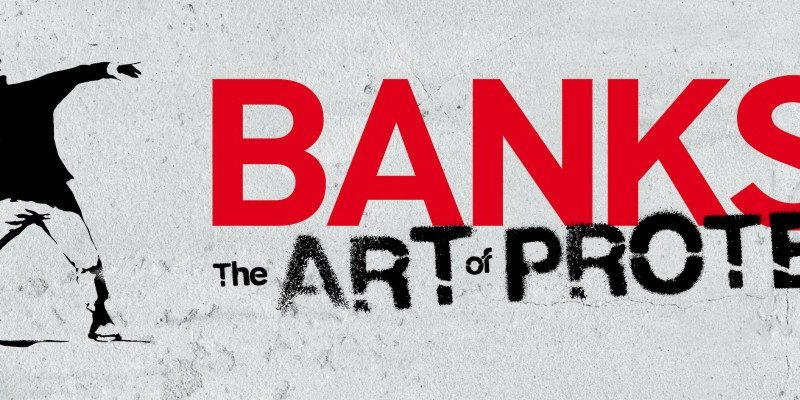 Banksy exhibition in Malaga
