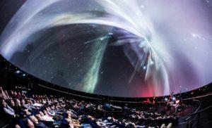 New planetarium