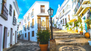 Frigiliana close to Nerja