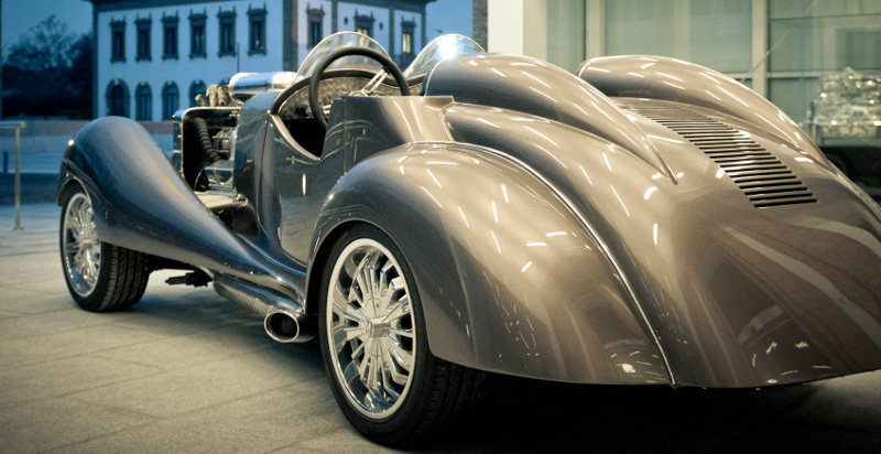 Visit the Malaga Automotive and Fashion Museum