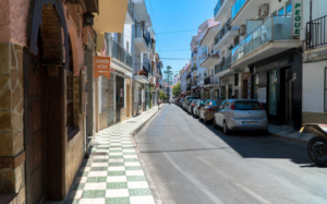 Nerja street to be closed to traffic during the summer
